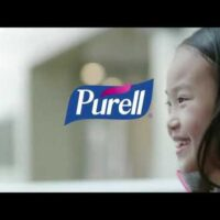 PURELL PEACE OF MIND™ Infographic Ads PME UAE by Visualminds